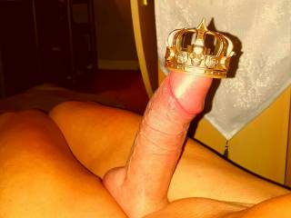 All rise for my hubbies Royal cock