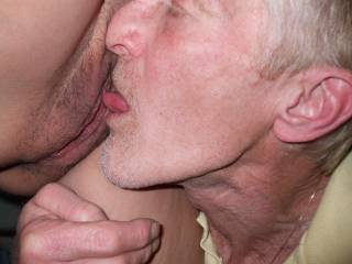 I love licking my lady-friends pussy!!