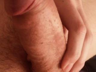 Just my horny cock ready for you ;)