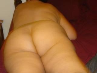 Wife's big ass