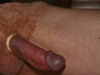 I was really hard here AND had a cock ring