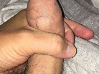 This is how thick my cock is