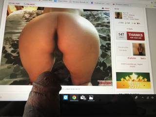 @Arron I would love to cum all over your sexy ass!