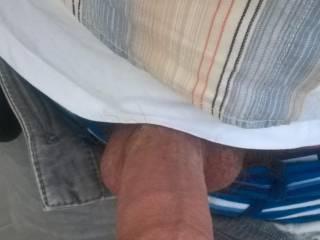 pull my foreskin backward