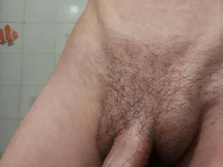I was told I have  nice vline and head on my cock what do you think?