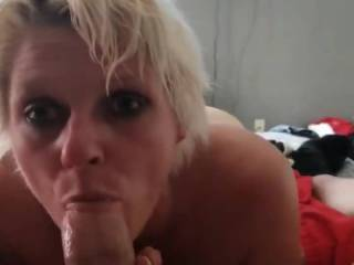 Complete whore ..loves pussy n cum
