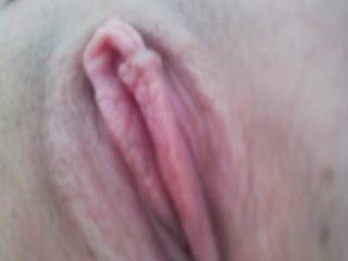 Let me lick and suck on this unit...lovely lips...want to suck and lick the clit before I fuck you ....