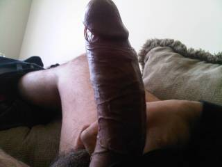 Big phat hard dick ready to get sucked & fucked any volunteers????