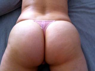 LUV THAT SEXY ASS !!! CAN I FUCK IT TILL I CUM AND MAKE MY WIFE SUCK AND LICK UP ALL MY CUM OUT OF THAT ASS ???