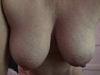 This is the view you will get when I ride you! So should I sit on your throbbing hard cock? xx