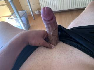You like my thick cock?
