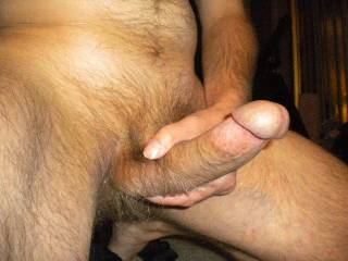 a fine cock like yours shouldn't be lonely - I'll take good care of him - hands 'n mouth :-)