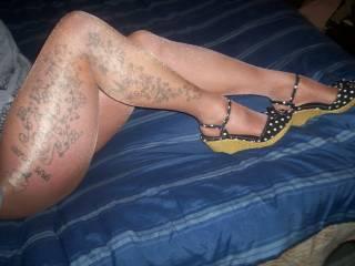 i love my wifes legs