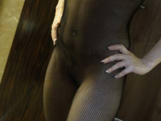 MILF wife in new amazing dress before fucked