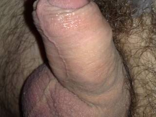 Trying out a new camera setting for taking close up pics. Was so turned on, I had to finish the job. Cum all over my stomach & feeling good as my cock softens....