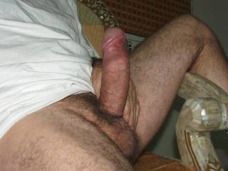 Such a nice and relaxing feeling, I just love the feel of a hot hard cock