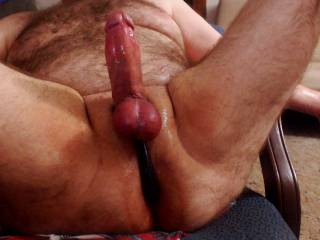Love a little anal play.