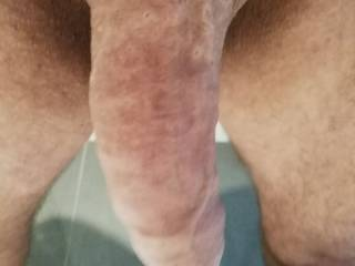 A photo session with my lady....she loves taking pictures of my cock