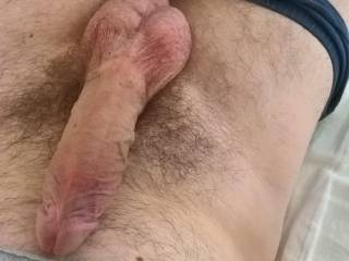 Balls are boiling cum for next shot