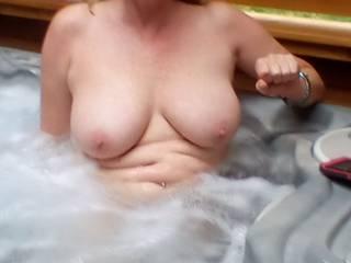 Hopefully no one needs these buoys while hot tubing.