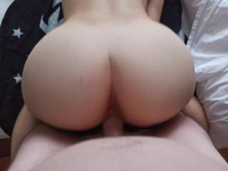 what do u think about her ass? I have to lick it each time I can t stop myself , just a look, and even tired, I get hard fucking on 31 December on the afternoon just before New Years eve