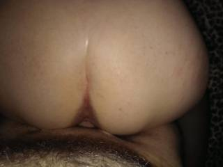 In balls deep from behind!!