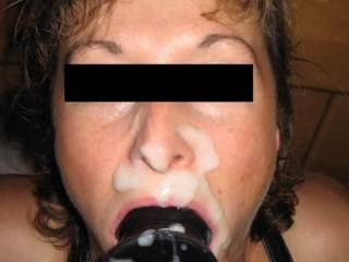 facial at s/m orgy with 4 men and 2 women.