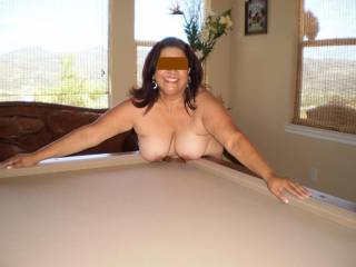 The only shot I would be concentrating on is the cum sqirting out of my cock as I jerk off all over your sexy tits!