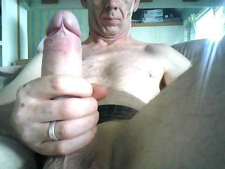 Wow I would like to watch my wifes lips and hands around that giving you lots of pleasure, before you gave her lots of pleasure as you pushed it deep into her wet and willing pussy - both our dreams cum true !...