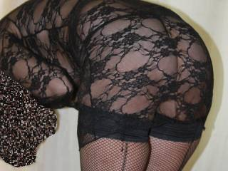 Bent Over... Is hubby coming for this arse
