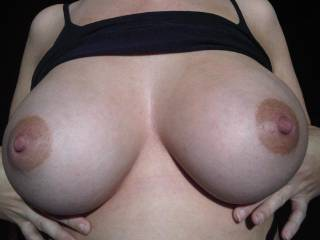 hot TITS= love to tongue kiss n suck your TITS, makes me want to be a BABY again -(*_*)-