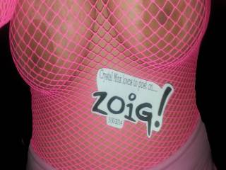 A picture of my tits with screen name, Zoig logo and date to prove I am real