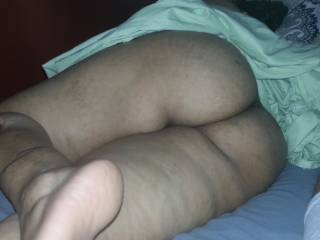 My Latina wife has a phat ass what would you do.