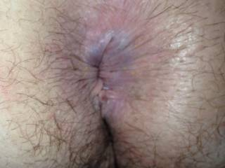 I'm going to lick it, finger it and make you beg me.  You will say. Please Fuck my ass, I need you inside me and cum in me.   Shoot your hot fucking load deep in my ass.