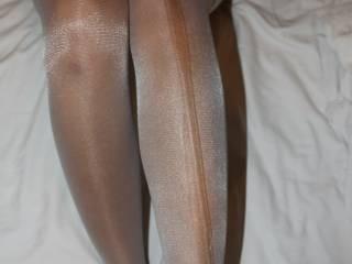 I Love stockings and pantyhose :-)