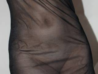 it is teasing, arouisng and frustrating, but seeing such a sublime outfit complimenting that adorable body it puts a smile on my face, bulge in my pants and wonderful naughty thoughts in my head