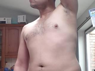 My naked body do you like it?
