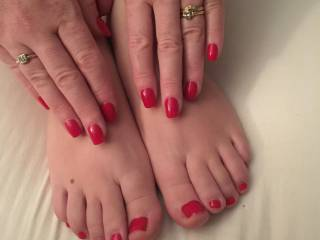 Want these Hands and feet to make you cum?
