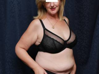 Bbw in black (sorta the reverse of many great comments I get lol).