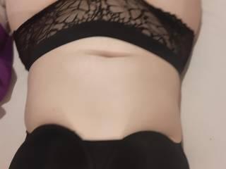 Black lingerie for my black soul ;)