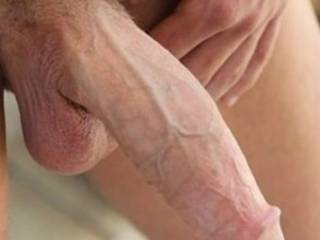 nice hardon although not 100 percent getting ready to slip it on in