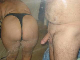 is that ur hubby  how big is he im a little self consious about my penis its a little small
