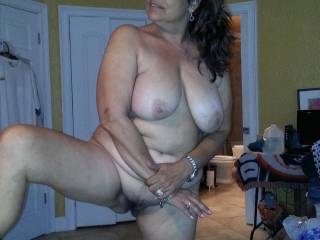 Omg you are a perfect real woman love your tits and that hairy pussy mmmm such sexy hair and exotic look are all Cuban woman so sexy