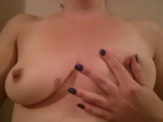 Love to flick, pinch and tease those nipples for you....while looking into your eyes and listening to you moan and groan......