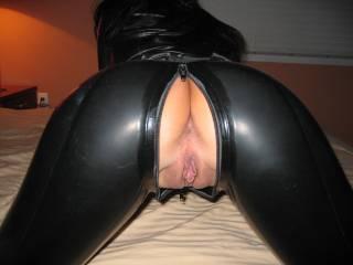 sexy latex
