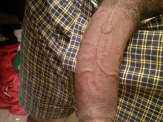 nice long meat for the ladies to a #use, better if shaved  smooth