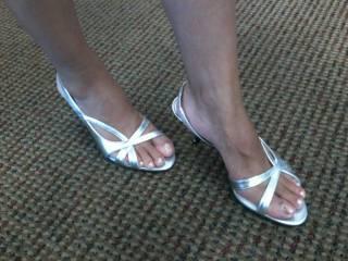Sexy feet!