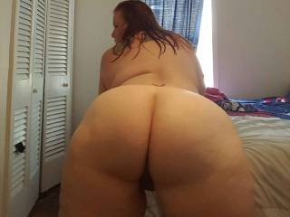 Beautiful ass.  Would love to have you like that in front of me all oiled up and ready for the taking.