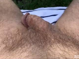 Do you think that Mr. F's thick pubic hair will provide a soft cushion for me when we fuck?  From Mrs. Floridaman