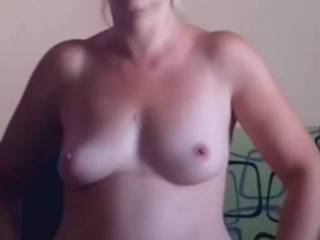 I love it when she rides my cock  She is incredibly sexy during that and my dick is always hard as a rock when I see her exciting body moving